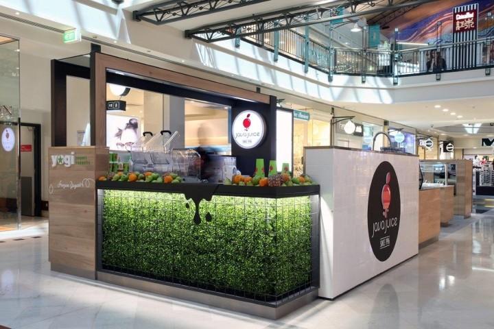 Wholesale coffee frozen yogurt kiosk juice bar counter for Juice bar floor plan