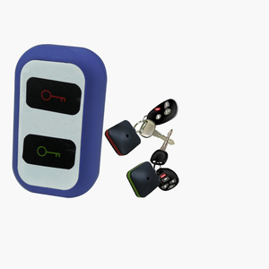 Wholesale electronic remote wireless key finder with 2 receivers