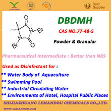 DBDMH, Instant or slow-releasing instant Powder&Granules, Excellent selective brominating agent