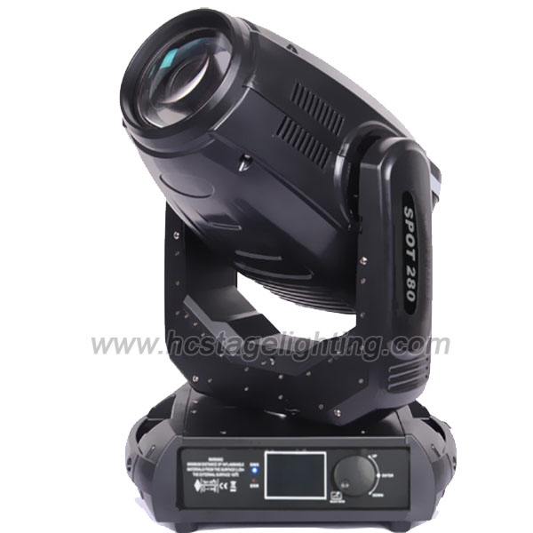 Hot promotion 10R beam 280 moving head light