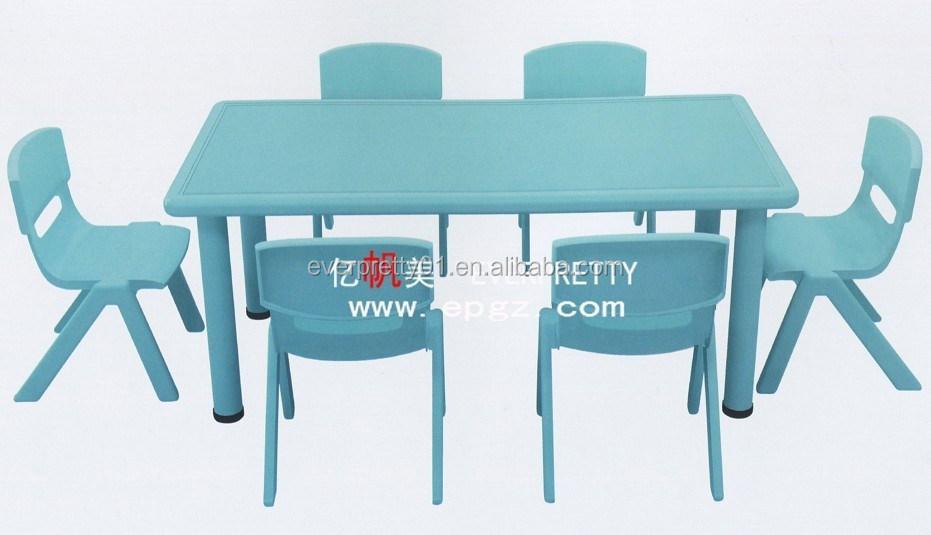 kunststoff f r kinder tisch und st hle neue kinder. Black Bedroom Furniture Sets. Home Design Ideas