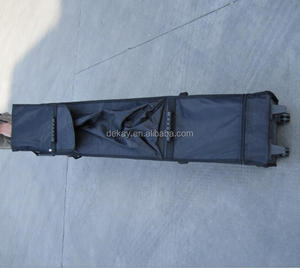 Wheel bag and carry bag for folding tent gazebo