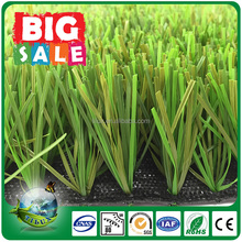 Free of heavy metals artificial lawn in soccer outdoor playground