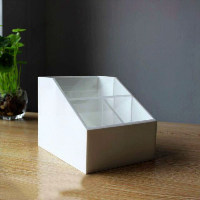 Acrylic Coffee/Tea/Sugar Bag Storage Box