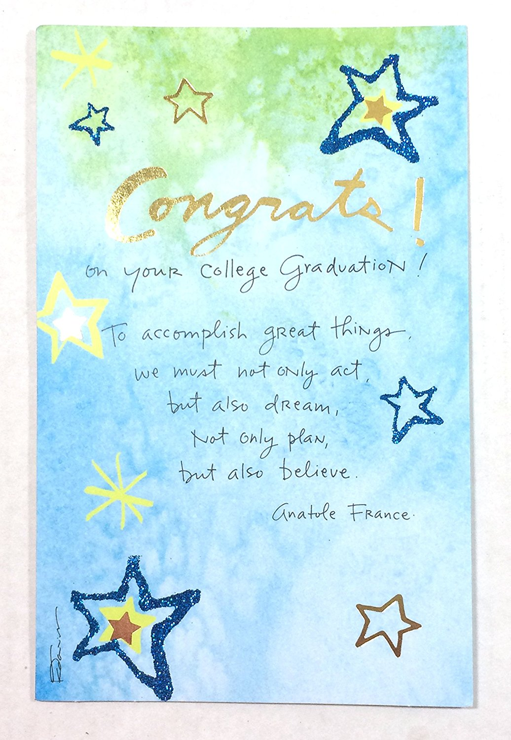 Buy graduation card for college congrats on your college graduation card for college congrats on your college graduation american greetings m4hsunfo