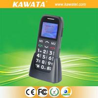 Upmarket big button senior mini cordless dect phone