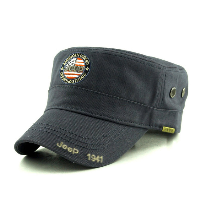 New Style Promotional multifunctional casual fashion general military hard hat  amazon with logo patch 717a2ec5190