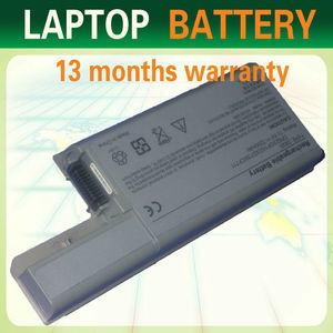 Li-ion Laptop Battery for DELL Latitude D531 D531N D820 D830 Precision M4300 Mobile Workstation Precision M65