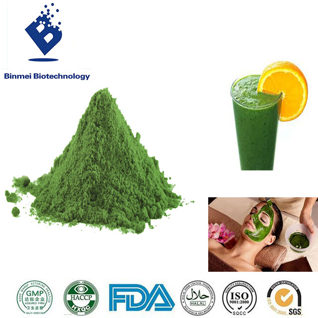 Spirulina Extract Green Powder Food Grade Natural Coloring Agent ...