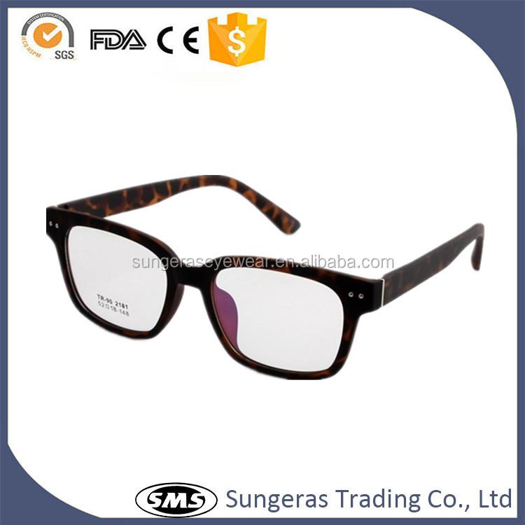 b2109a7f4 Sungeras forma quadrada personalizado logotipo e qualquer cor promoção oem  elegante óculos de armação para homens