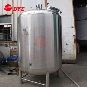 100L-10000L Stainless Steel Hot Liquor Tank for Brewing System