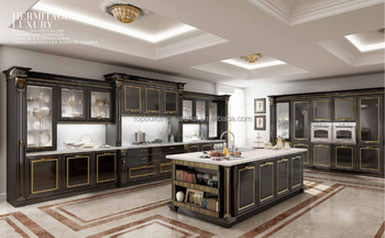 European style furniture kitchen design