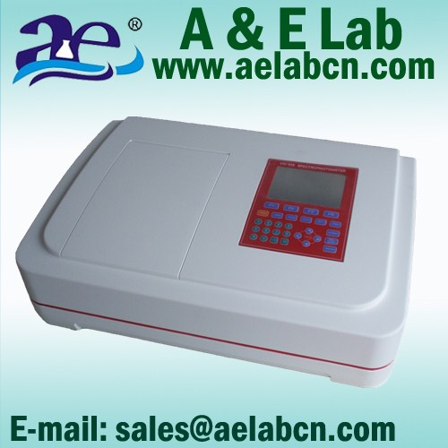 UV/Vis Spectrophotometer with CE and ISO Certificated