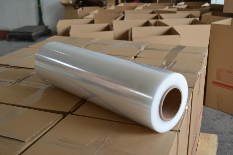 China factory wholesale cheap waterproof high transparent pallet wrap pe stretch film