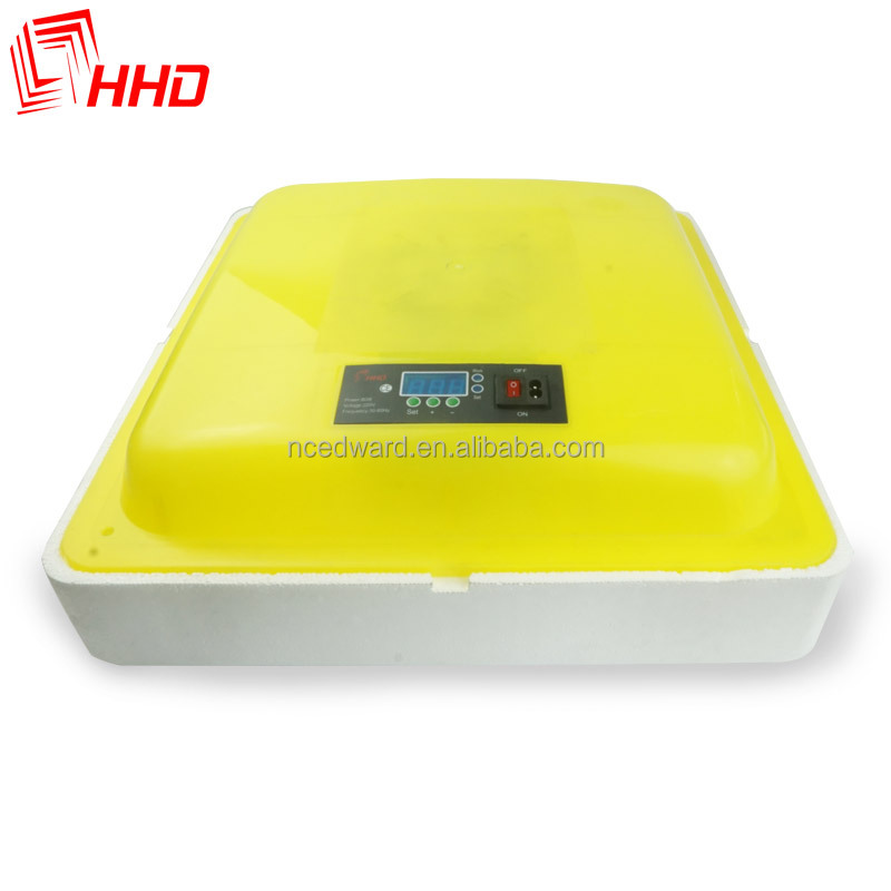 HHD foam shell incubator with cheap price high broiler chicks rate EW-88