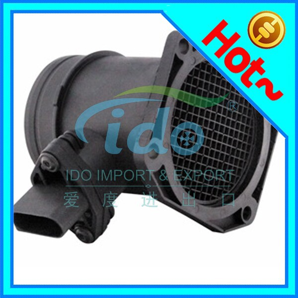 Mass air flow sensor for VW 06B 906 461