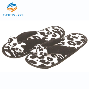 2016 adult character fashion black airplane eva sandals women slippers