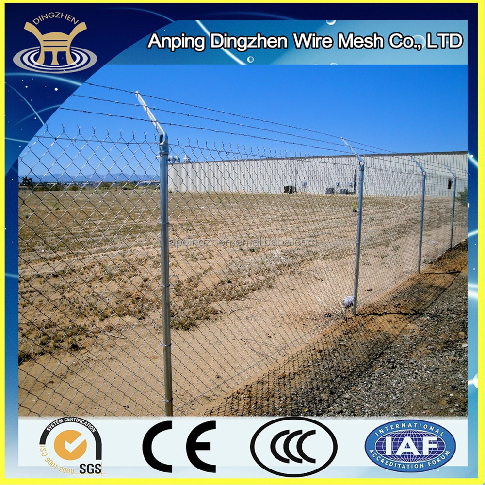 Cheap Barbed Wire Fence [Weight of Barbed Wire per Meter Length] From China supplier