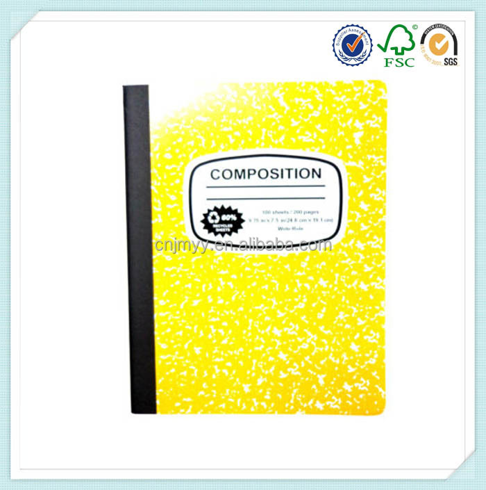 Composition Notebook Ruled