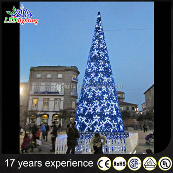 Giant Musical Christmas Tree Light For Mall Or Outdoor Led Tree ...
