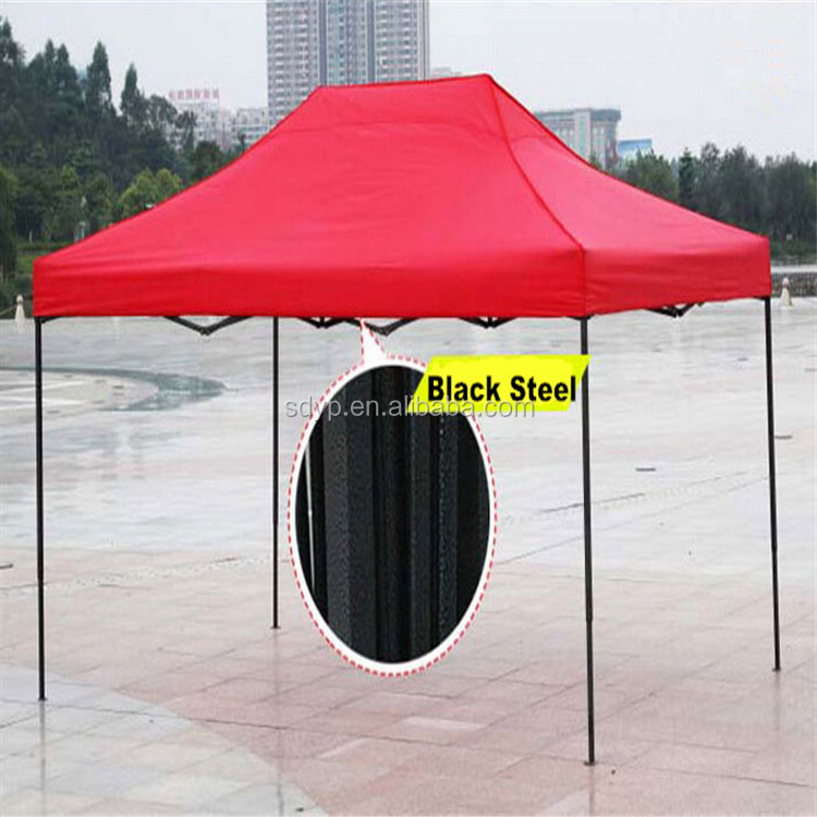 3x4.5m Steel Exhibition Tent /foldable Gazebo/marquee/pop Up Tent ...