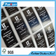 Custom printing removable packaging inspection sticker for clothing