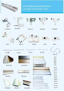 Carrier Parts Vertical Blinds Supplieranufacturers At Alibaba