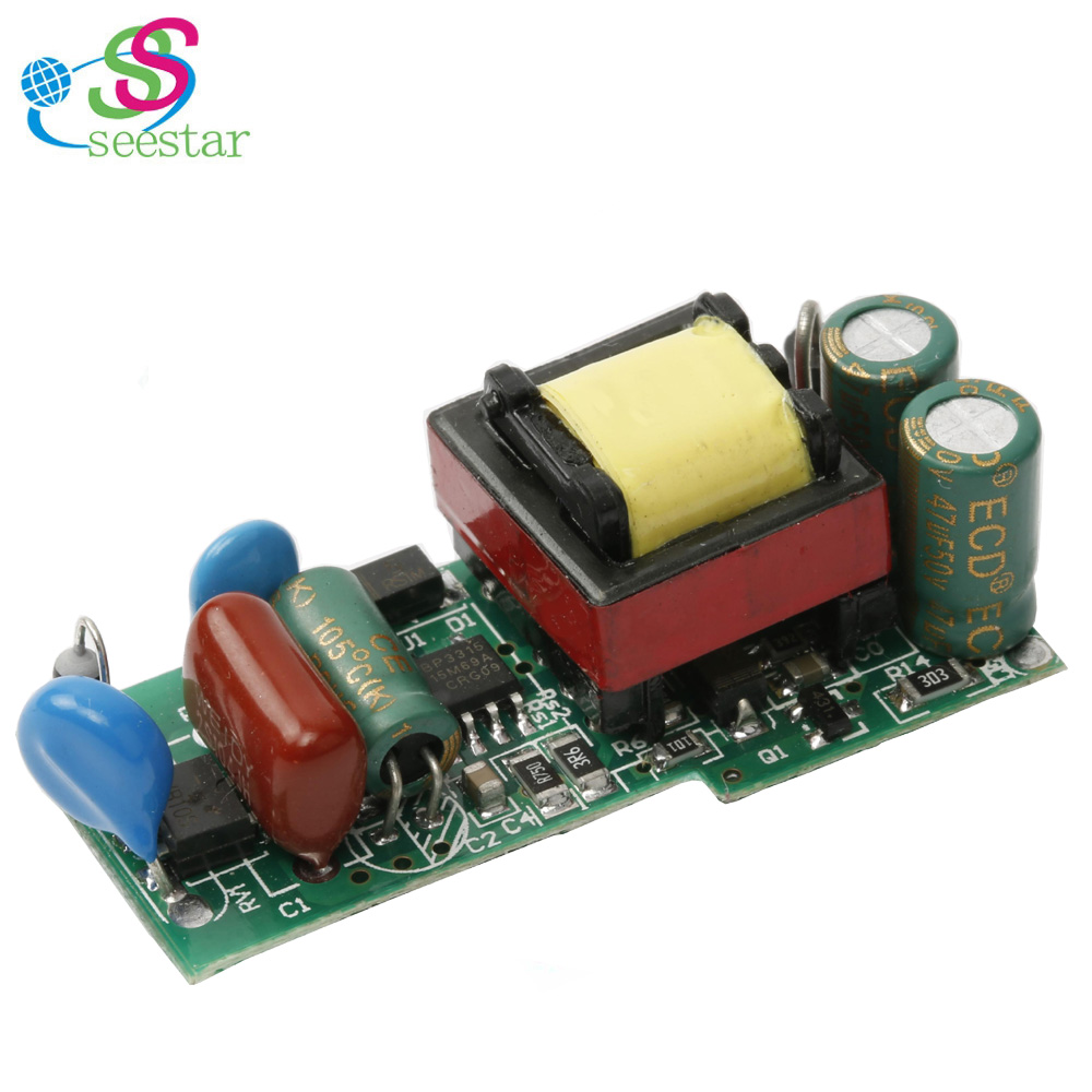 Ac Driver For Led Bulb Suppliers And Capacitors Added To Circuit Manufacturers At