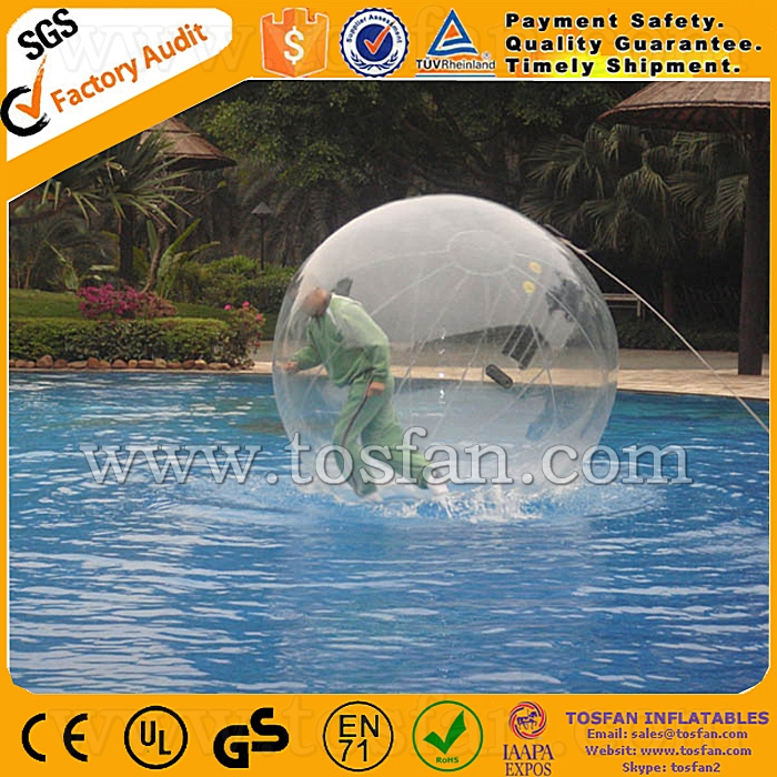 TPU/PVC hamster inflatable water walking <strong>balls</strong> TW001