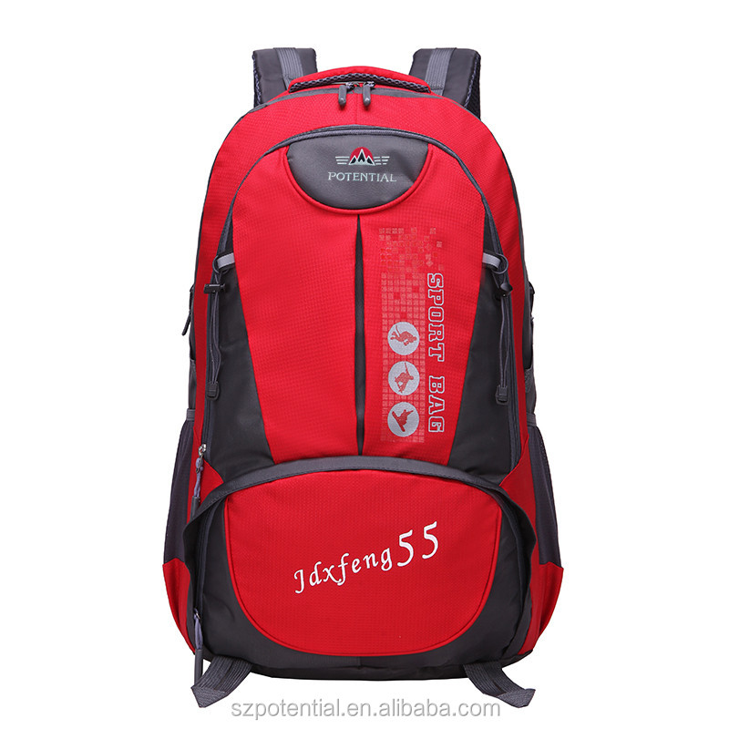 Newest China supplier travel bag hiking backpack <strong>school</strong> out bag for youth