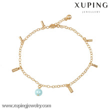 Xuping Summer simple fashion Anklet for Girls