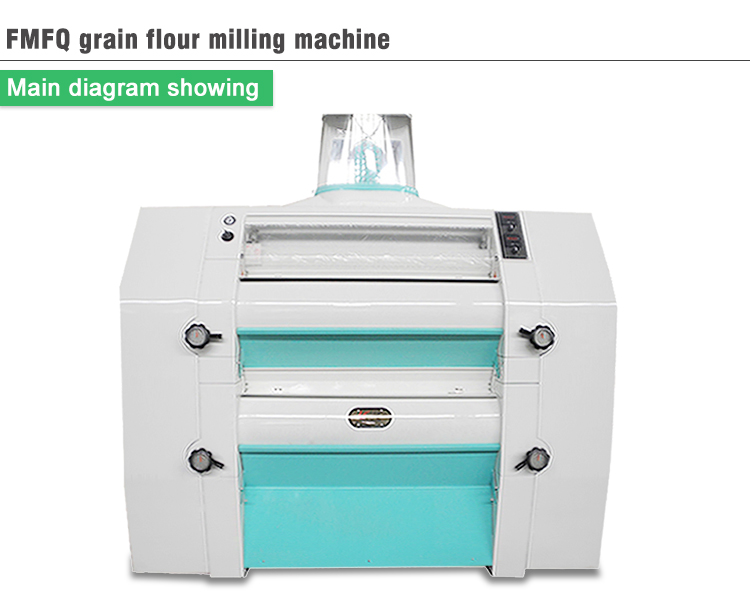 Low price automatic corn to corn starch powder making machine 1 ton per hour soybean flour milling machinery