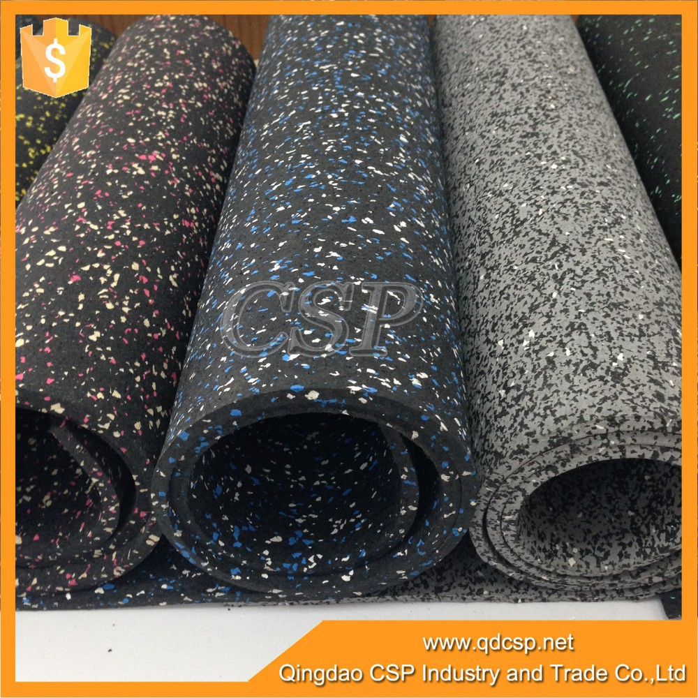 GYM Exercise Mat /fitness rubber gym flooring/industrial rubber carpet tiles, all kinds silicone rubber