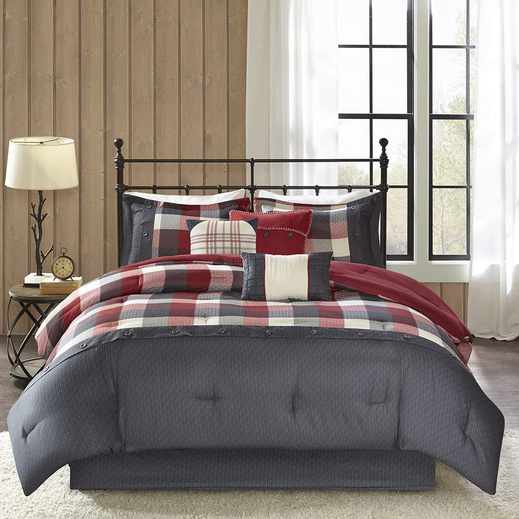Cheap Plaid Bed Comforters Find Plaid Bed Comforters Deals On Line