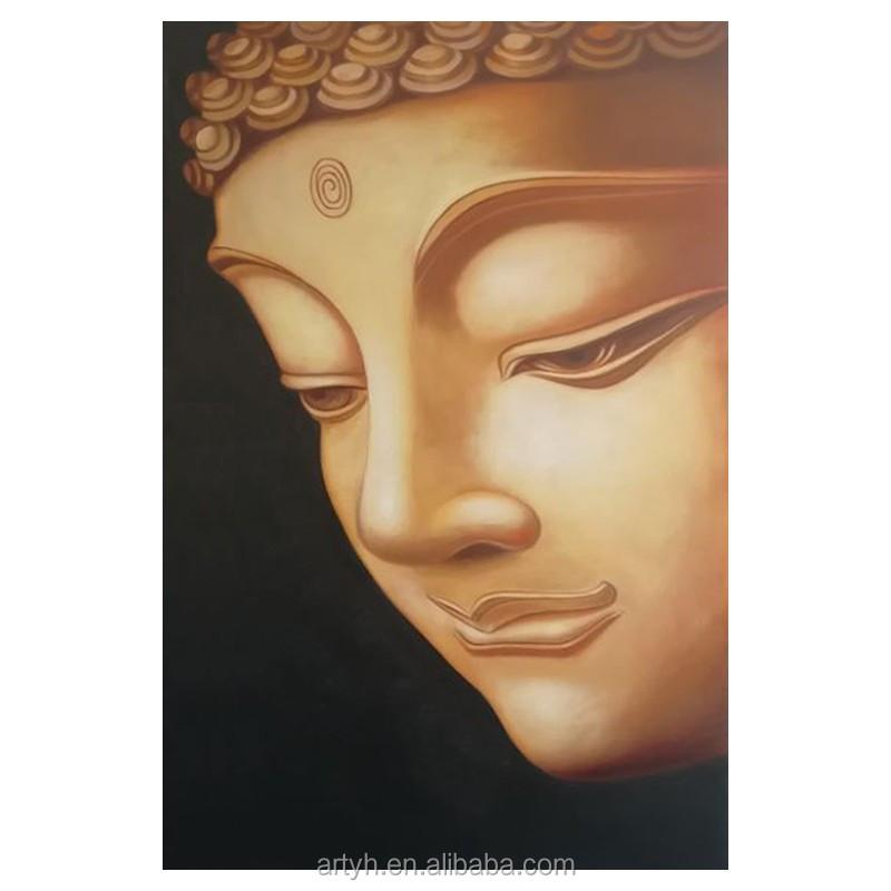 Original 3d Indian Acrylic Buddha Head Wall Art Painting Buy 3d Wall Painting Buddha Wall Art Buddha Painting Product On Alibaba Com