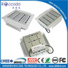 Gas Station Light With Sensor 60w for railway station 3 years warranty 45/ 60/ 90/ 120 degree optional