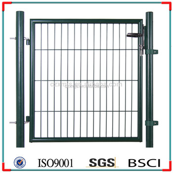 High Security Garden Gate, Modern Stainless Steel Gates Design