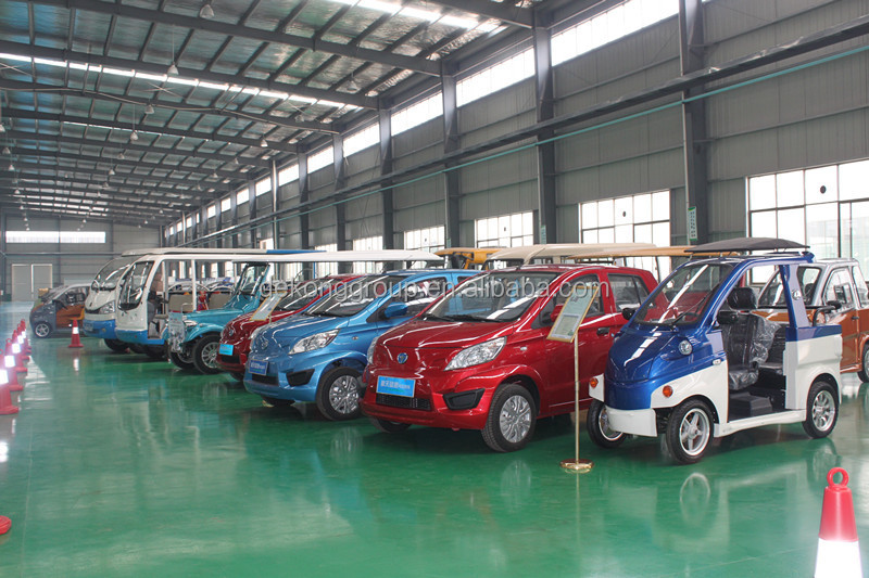 M E Mark Eec Certificate Export To European Market Car 2 Seats 60v