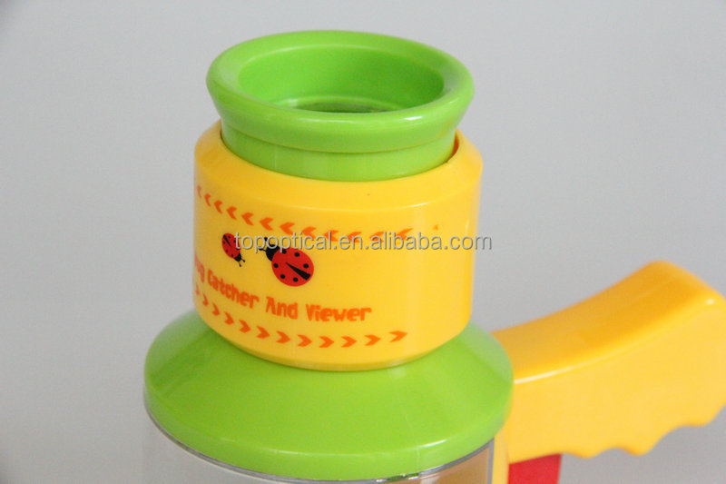 Hot sales Bug viewer magnifying lens kids outdoor toys