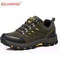 New Authentic Men Outdoor trekking boots Mountain Hiking Shoes Leisure Sports Shoes Male Genuine Women Sneakers