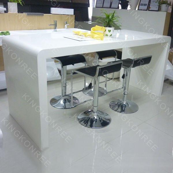 Kkr Free Standing Kitchen Counter Coffee Bar Modern Restaurant
