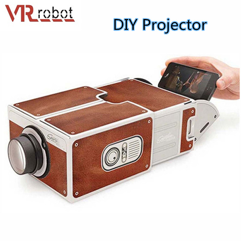 T2 Portable Smartphone Projector For Home Theater For Android/ISO Smartphone