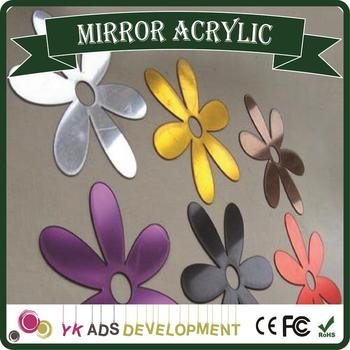 Mirror photo frame in new design, Any color - Clear, ultra clear,bronze, grey,pink, green and size per your request