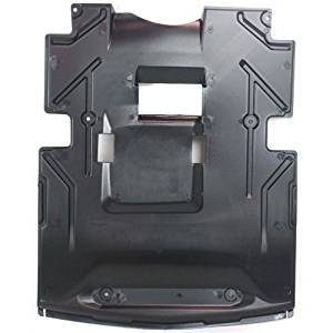 Make Auto Parts Manufacturing - Mercedes Benz E-CLASS 86-95 ENGINE SPLASH SHIELD, Under Cover, Front, (86-95 Coupe/Sedan)/(87-94 Wagon), W124 Chas - MB1228155