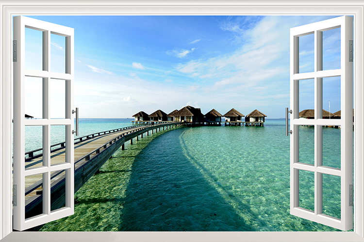This is an image of Printable Wall Murals within wall sticker