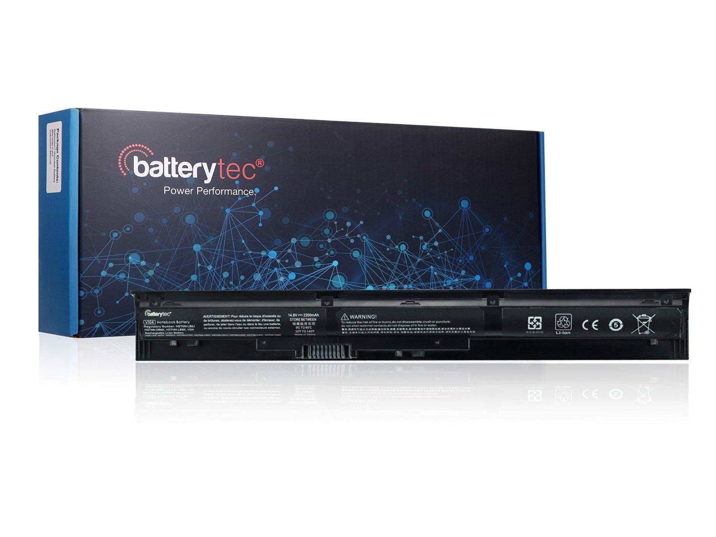 Batterytec® Laptop Battery for HP VI04 HP HSTNN-DB6I HSTNN-DB6K HSTNN-LB6J HSTNN-LB6K, HP Envy 14 14-v000-v099 14-u000-u099, HP Envy 15 15-k000-k099 15-x000-x099, HP Envy 17 17-x000- x099, HP Pavilion 15 15-p000-0099 15-x000-x099, HP Pavilion 17 17-f000-f099 17-x000-x099, HP ProBook 440 440 G2