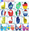 L50CM*W40CM inflatable hand with led light