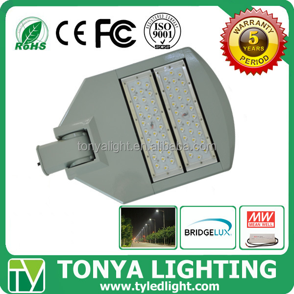 LED street light with modular led 100W for outoor lighting