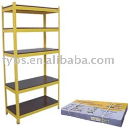 factory supply high quality light duty rack