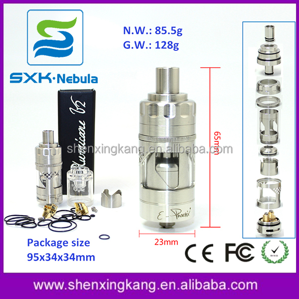 RTA atomizer sxk clone e phoenix firebird rta for sale